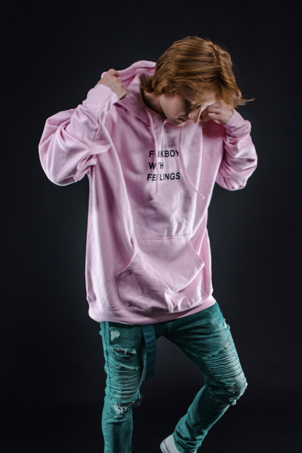 Fuckboy With Feelings Hoodie