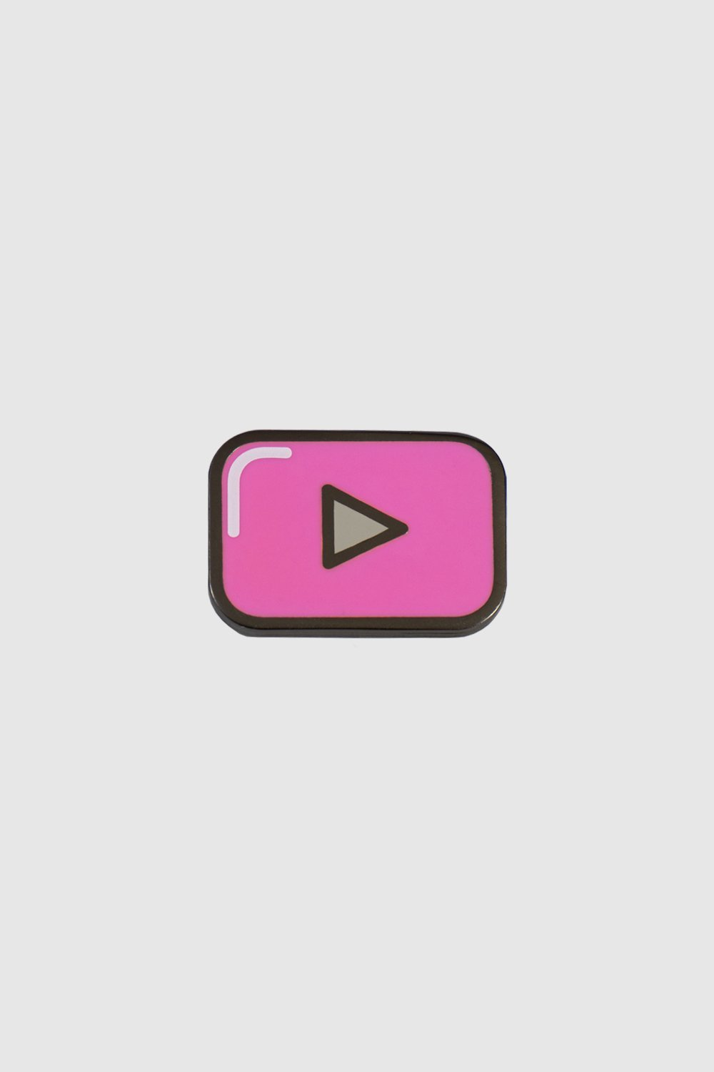 Youtube Play Pin