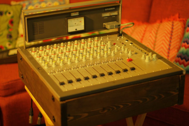 Studer 169 Console Direct Out Modification