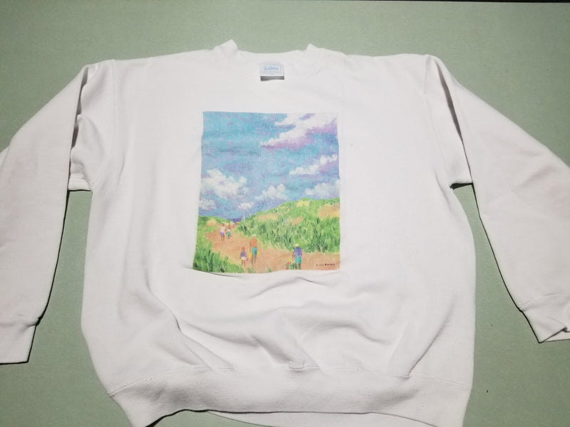 Painting Sweatshirt