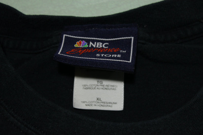 SNL Saturday Night Live Original Cast 2004 NBC Store Belushi Aykroyd Murray T-Shirt