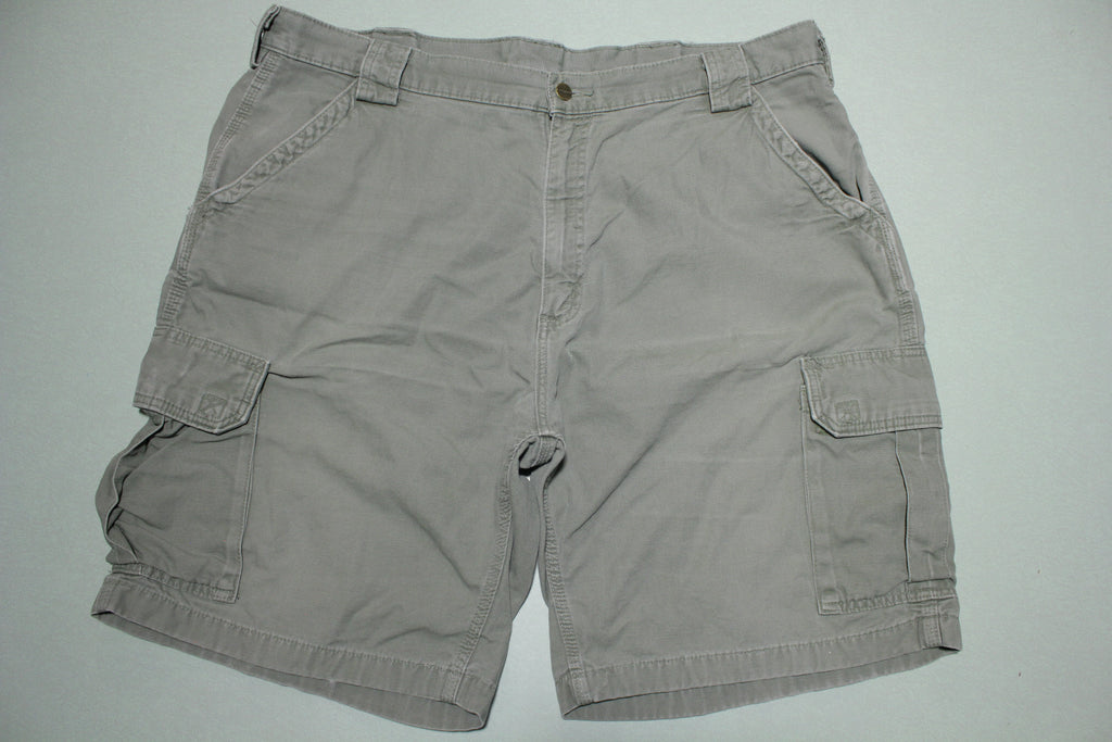 Carhartt B164 LDN Canvas Cargo Multi Pocket Work Utility Shorts