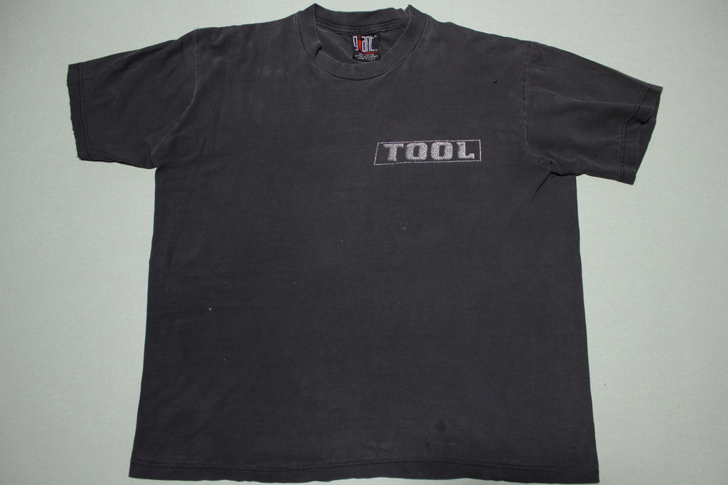 Tool 1997 Maynard Alien Fetus Vintage Giant Tag Made In USA T-Shirt