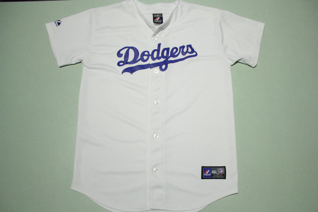Jackie Robinson Vintage #42 Dodgers Majestic Throwback Jersey