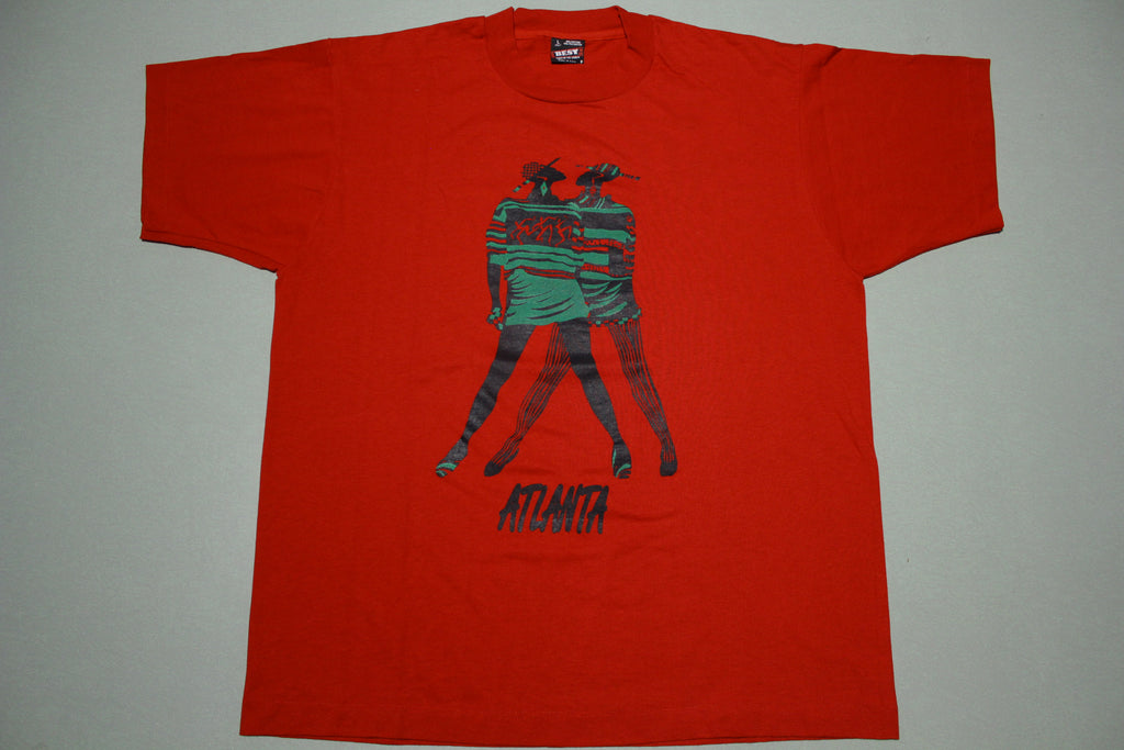 Tribe Called Quest Atlanta Vintage 90's Single Stitch USA T-Shirt