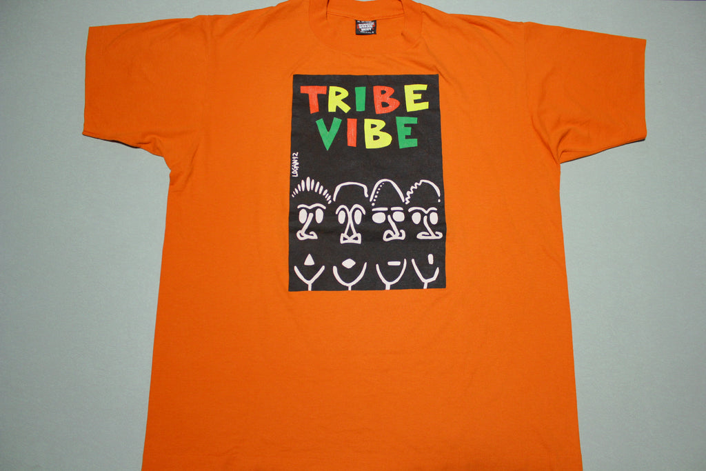 Tribe Called Quest Vintage Tribe Vibe 90's Single Stitch 1992 USA T-Shirt