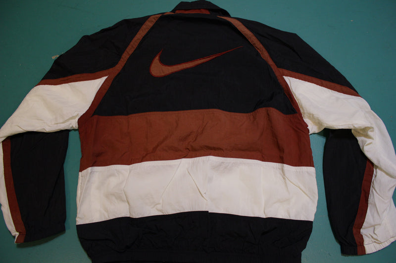 The Phoenix Challenge Champion 90's Nike Swoosh Colorblock Windbreaker