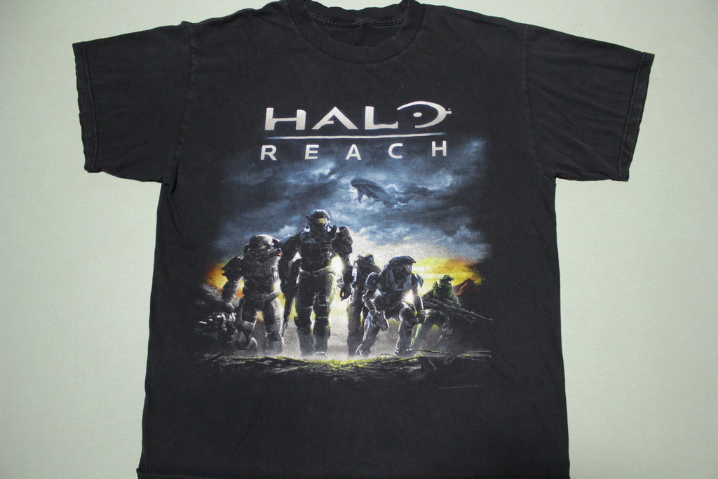 Halo Reach 2010 XBOX Video Game Graphic T-Shirt