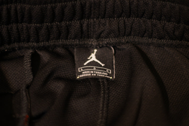 Air Jordan Break Away Snap Warm Up Sweat Pants. Polyester