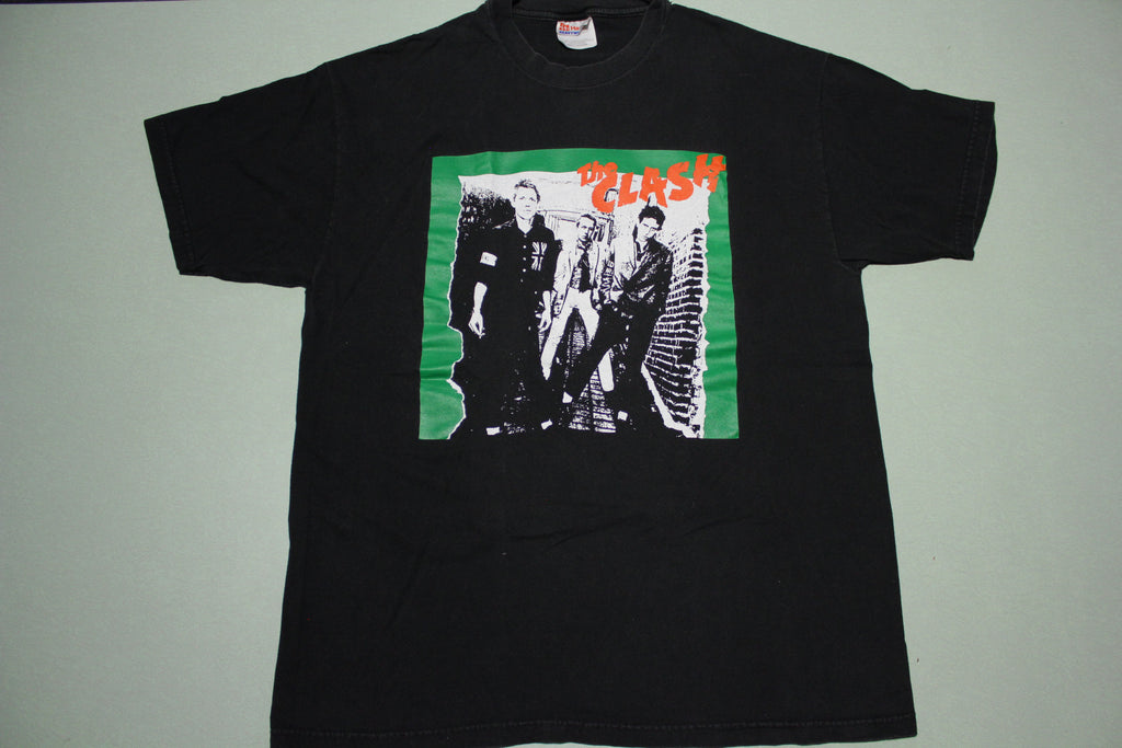 The Clash Vintage Hanes 90's 2000's Concert T-Shirt