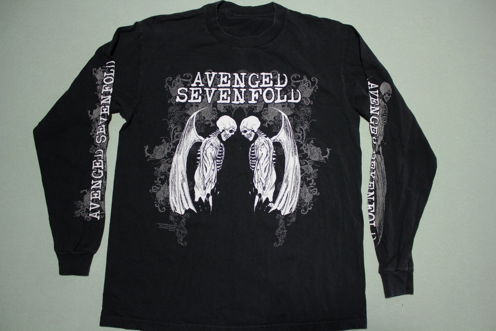 Avenge Sevenfold Long Sleeve 2006 Concert T-Shirt