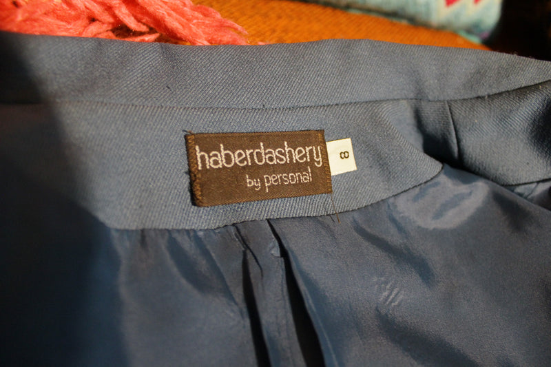 Haberdashery by Personal Vintage Women's Suit. Professional and Nice.!
