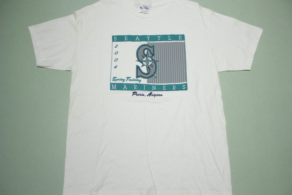 Seattle Mariners 2004 Peoria Arizona Spring Training T-Shirt