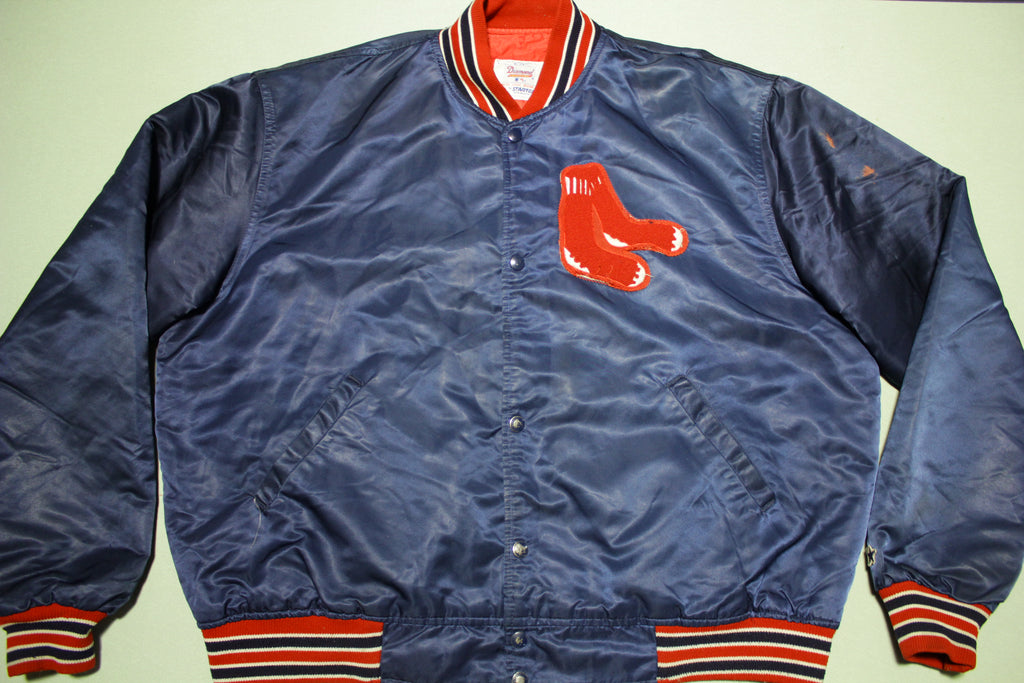 Boston Redsox Diamond Collection Vintage 80's Starter Jacket