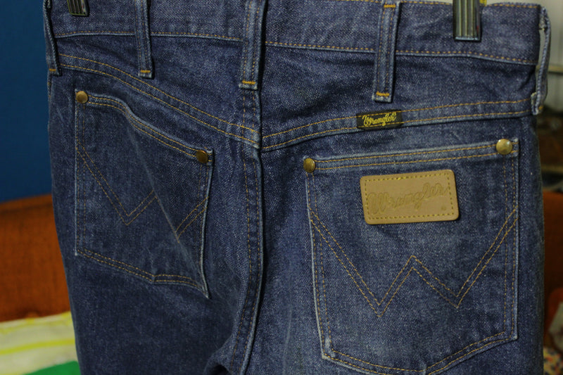 80s Wrangler Jeans Like New Denim Made in USA 13MWZ Cowboy Cut