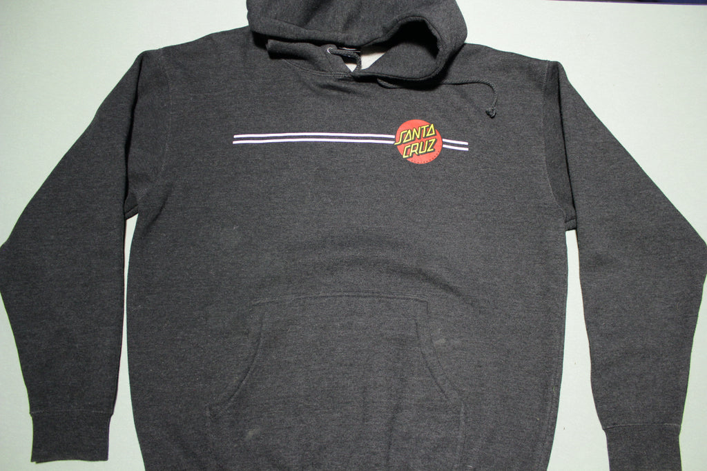 Santa Cruz Skateboards Classic Dot NWT Deadstock Hoodie Sweatshirt