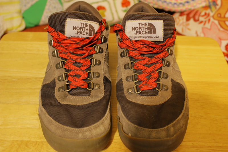 MEN'S 11 The North Face BACK-TO-BERKELEY 84 LOW Boot Vintage Retro Alpine Hiking Shoes