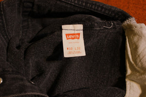Levis Red Tab 501 80s Made In USA Jeans. Men's Waist 31 1980's