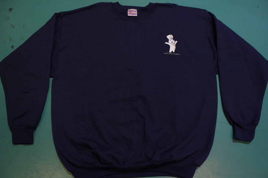Doughboy Deadstock Boyz N The Hood Vintage Embroidered 90's Crewneck Rap Sweatshirt