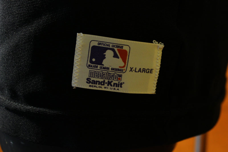 Giants Vintage 80's Medalist Baseball Jersey. Made in USA 1980's San Francisco