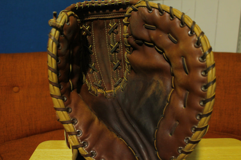 "Nokona N50 13"" Baseball Softball First Base Mitt Right Hand Throw USA Made"
