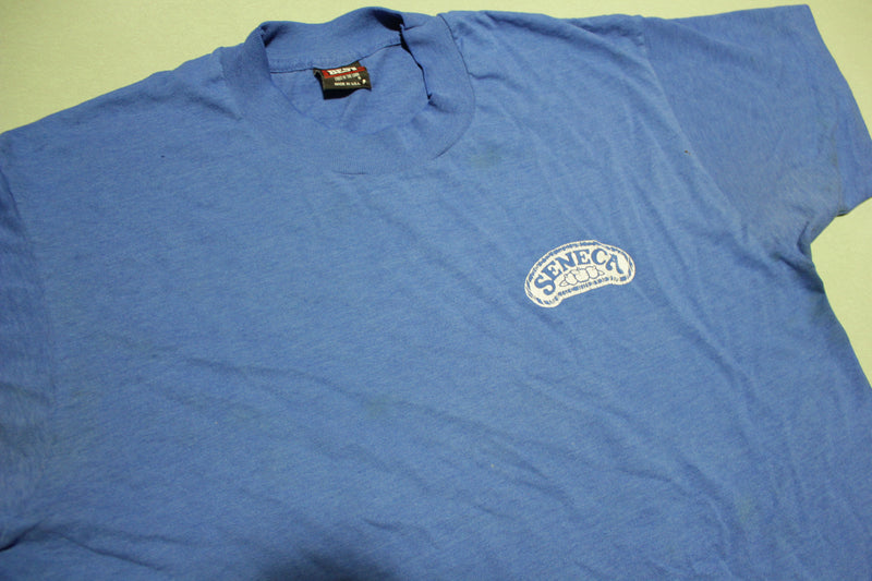 Seneca Apples Vintage 90's Fruit of the Loom BEST Single Stitch T-Shirt