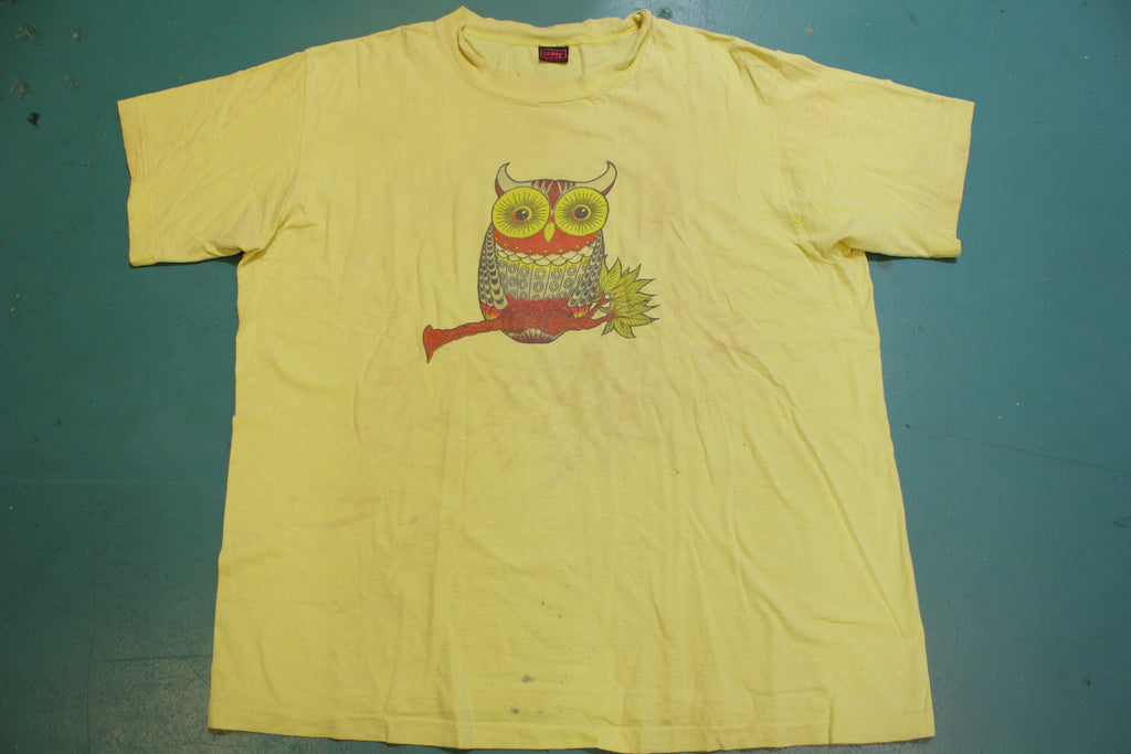 Clockwork Owl Vintage Single Stitch 80s Clash of the Titans T-Shirt