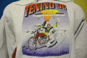 Tenino WA 1996 Vintage Antique Motocycle Club Swapmeet Volcano Show.