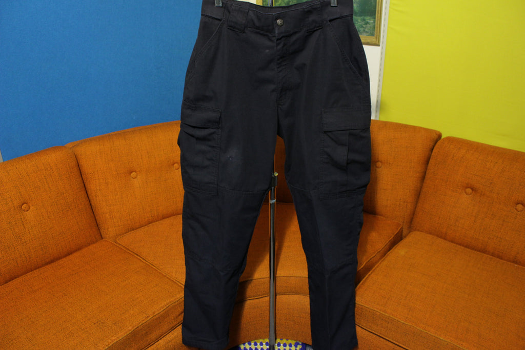 5.11 Tactical Pants 74280 Taclite TDU Dark Navy Blue Pants EMS Police Medium