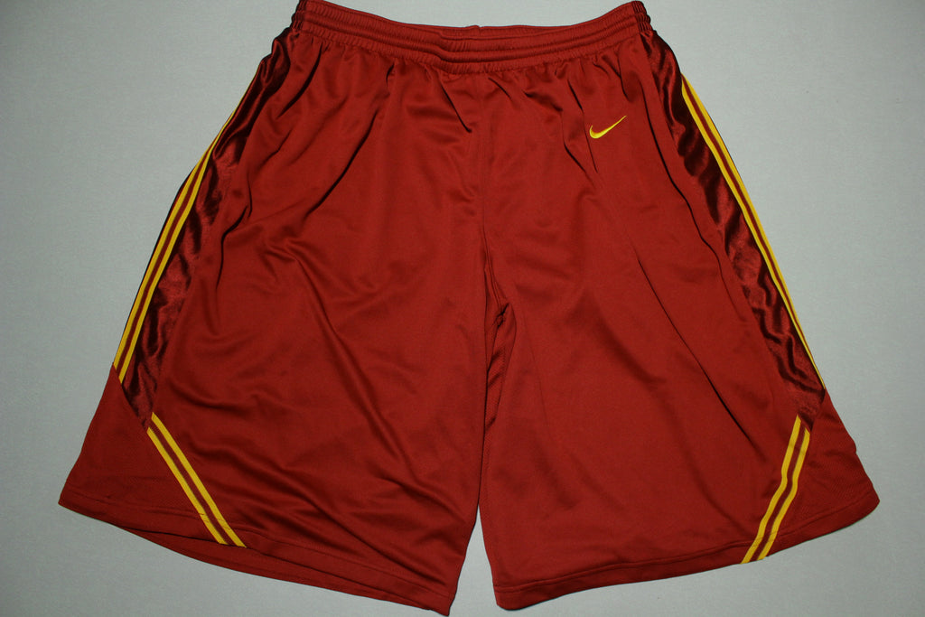 Nike Authentic 90's Team Sports Vintage ASU Color Shorts