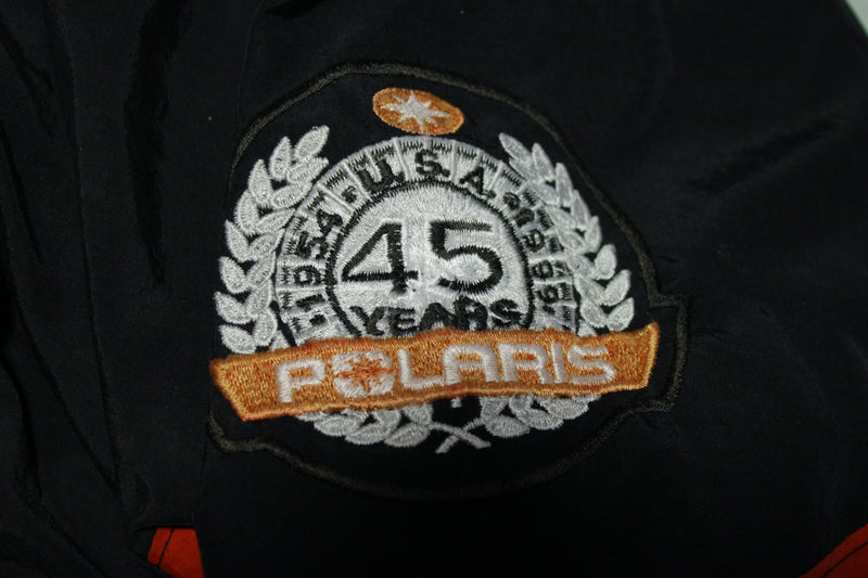 Polaris 45 Year 1999 Vintage Quality Garments Snow Mobile 90's Jacket