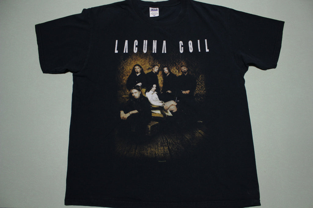 Lacuna Coil 2006 Band Concert T-Shirt