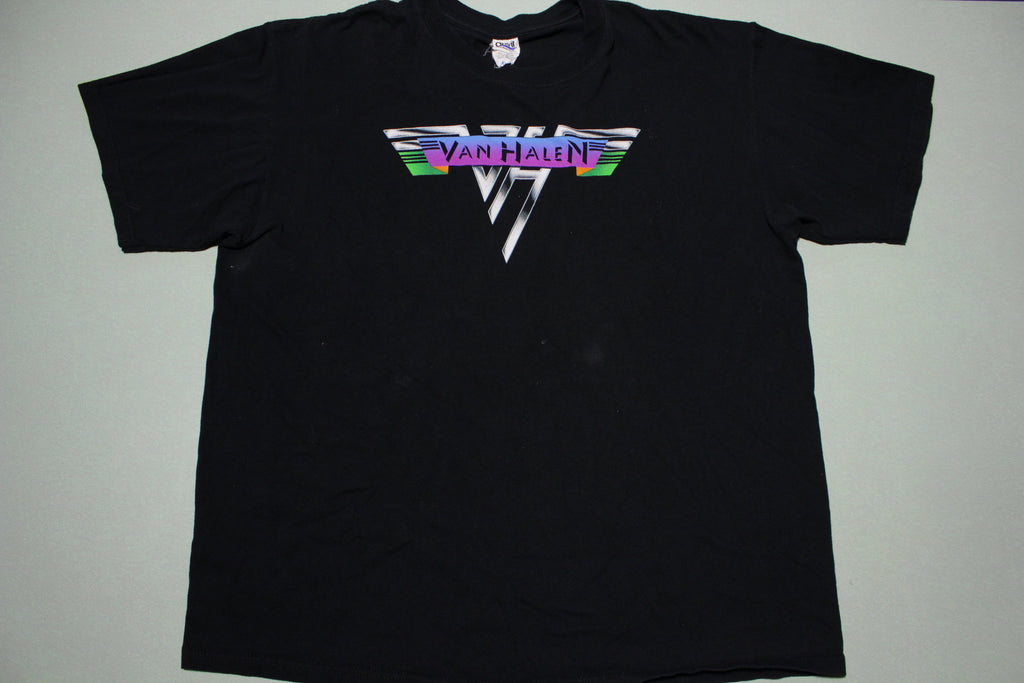 Van Halen 2007 World Tour Concert T-Shirt