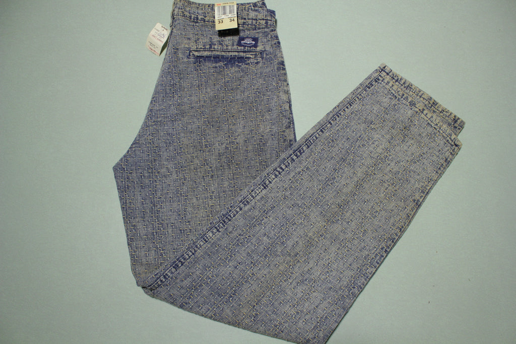 Levis Silver Tab Collection NWT Deadstock Vintage 80's Baggy Made in USA Pants