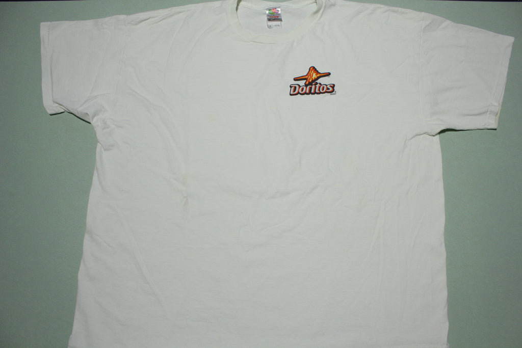 Doritos 2005 Logo Snack Tee Short Sleeve T-Shirt