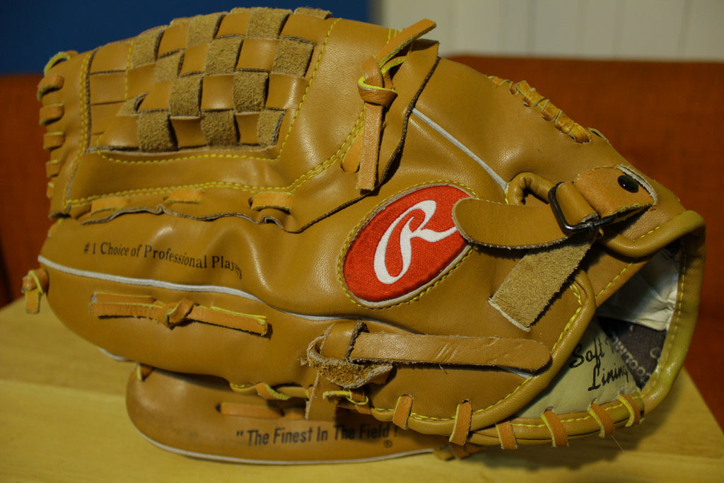 "Rawlings RBG28 Fastback Basket 13"" LHT Baseball Glove Basket-Web NICE"