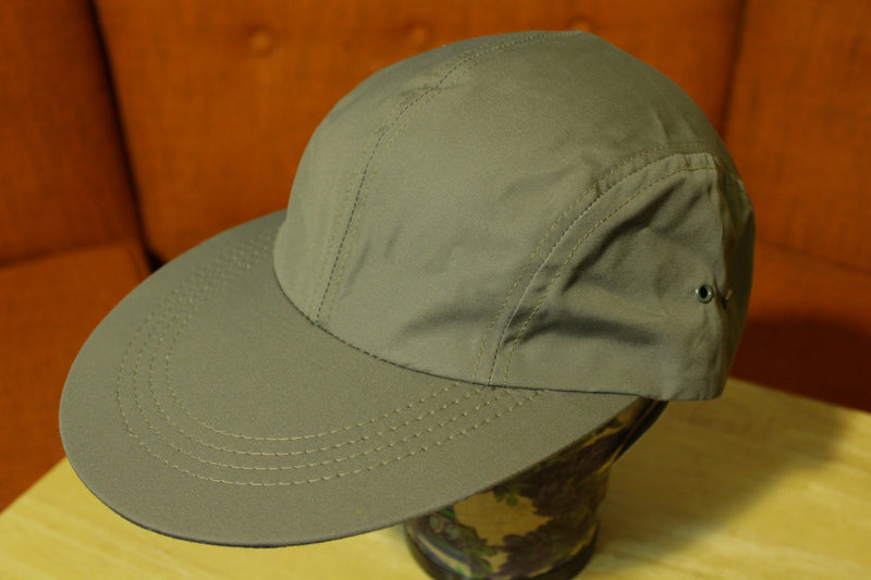 Filson Poplin Duck Bill Cap XXL Made in USA New With Tags NWT Hunting Hat