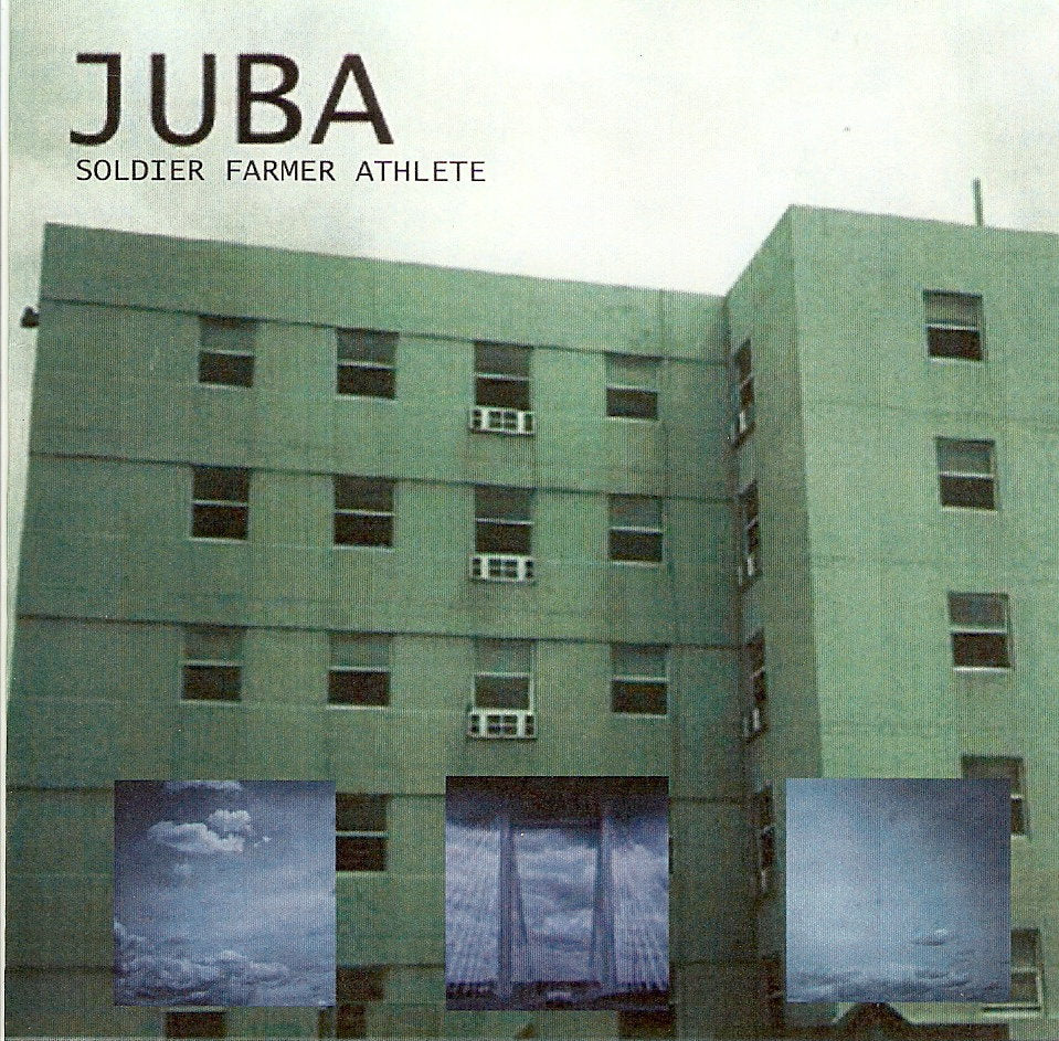 Juba – Soldier Farmer Athlete FTR 020