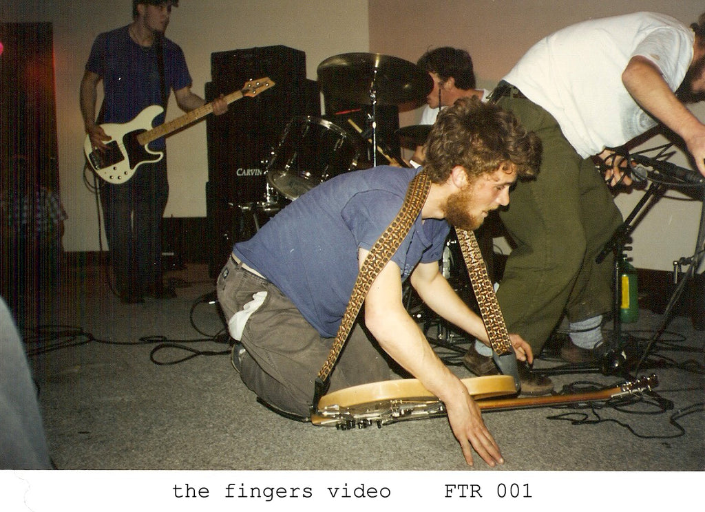 The Fingers Video FTR 001 w/ commentary by Tim Leingang