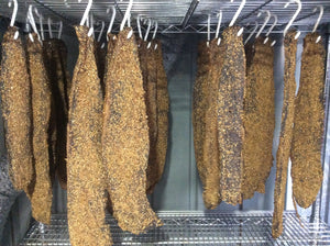 Vampire Slayer - Garlic Biltong Whole