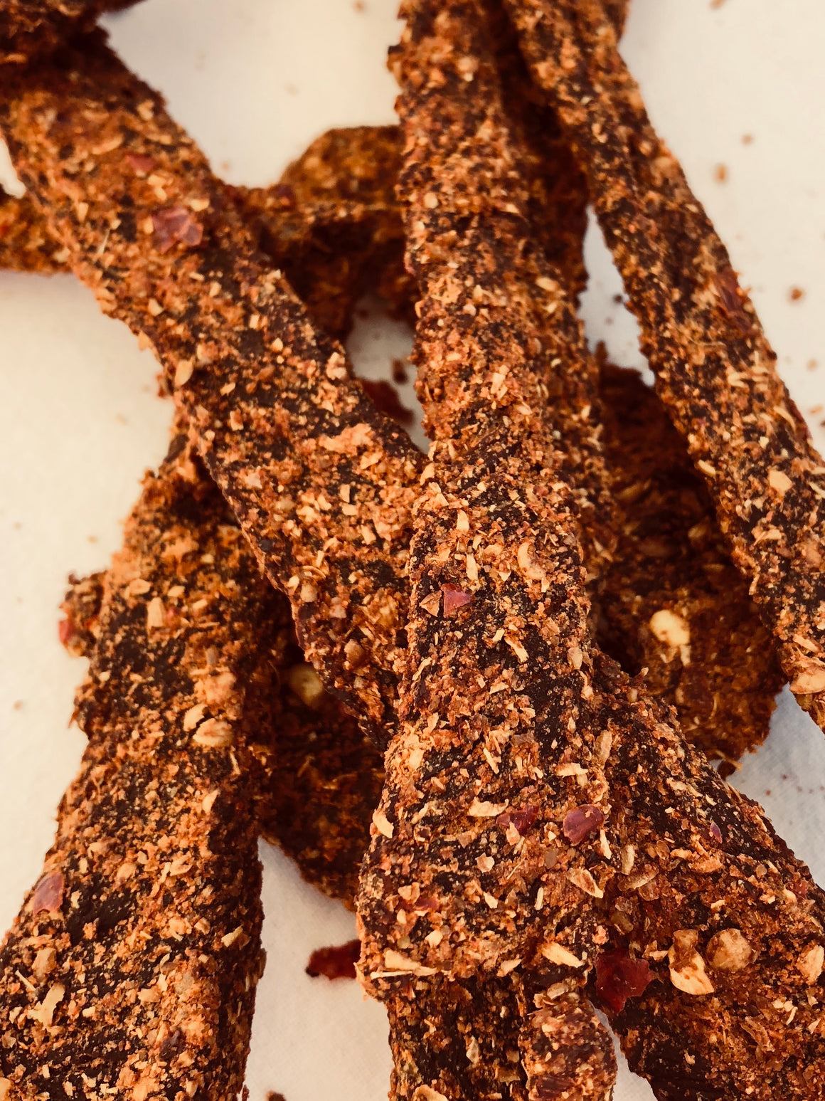 Mother-In-Laws Tongue - XXX Chilli Sticks (50g)