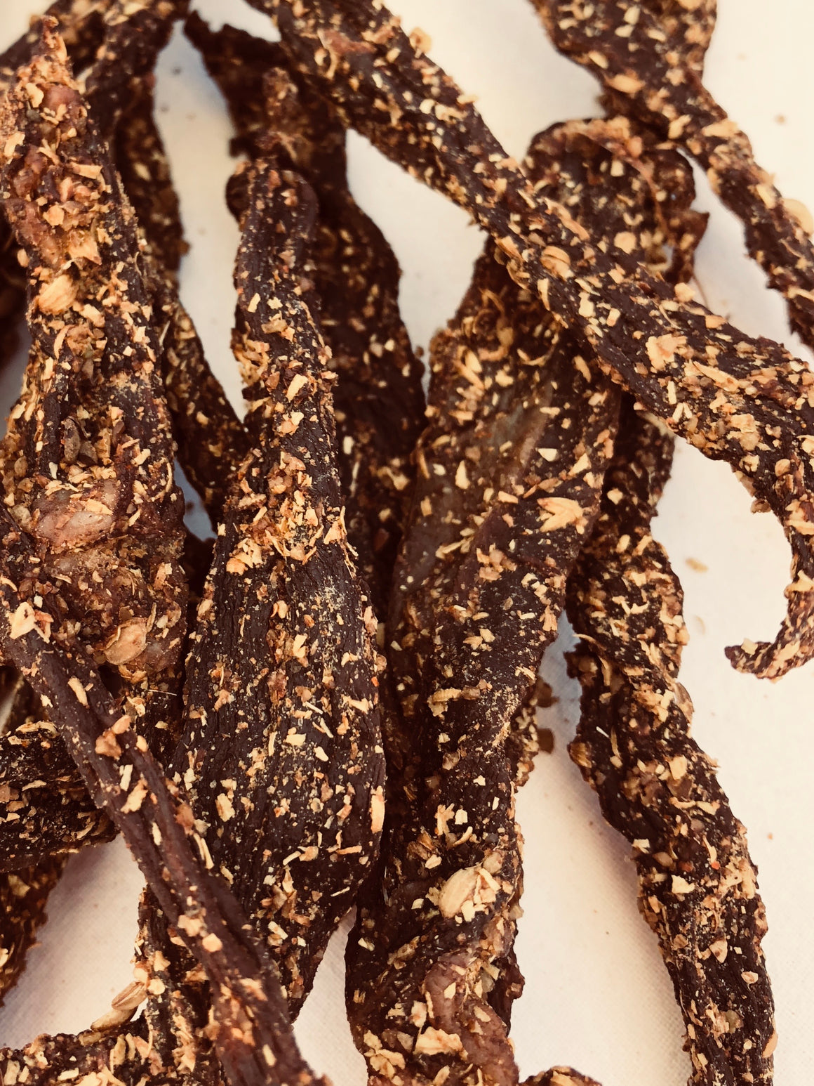 Dragons Breath - Mild Chilli Biltong Sticks (50g)