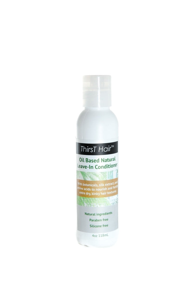Oil-Based Leave-in Conditioner, 4 oz.