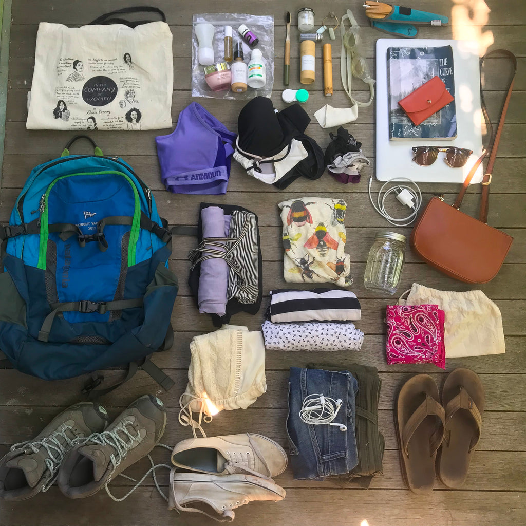 Zero Waste Packing Tips for Travel