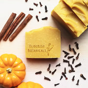 Locally made hand & body soaps