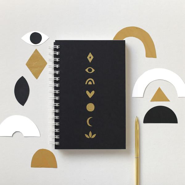 Trifecta 3-subject notebook