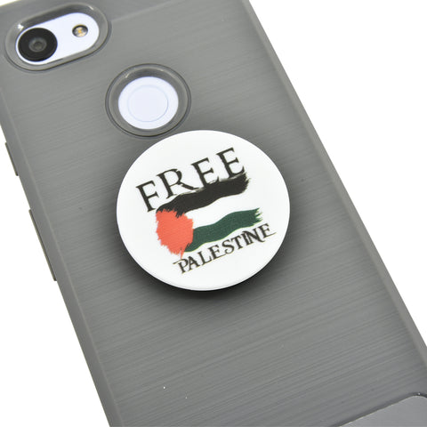 Free Palestine Flag Cell Phone Grip
