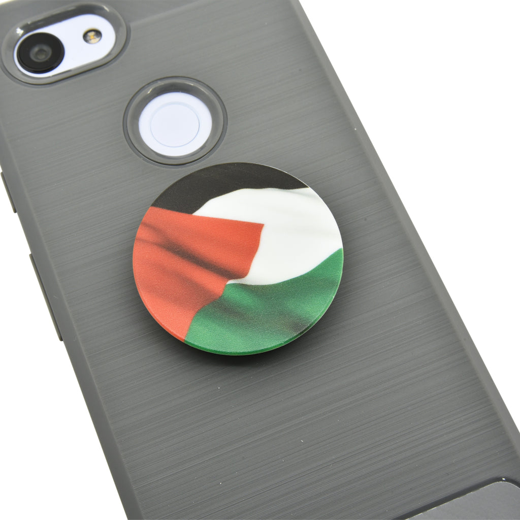 Palestine Flag Cell Phone Grip