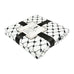 Palestinian Kuffiyeh Throw Blanket