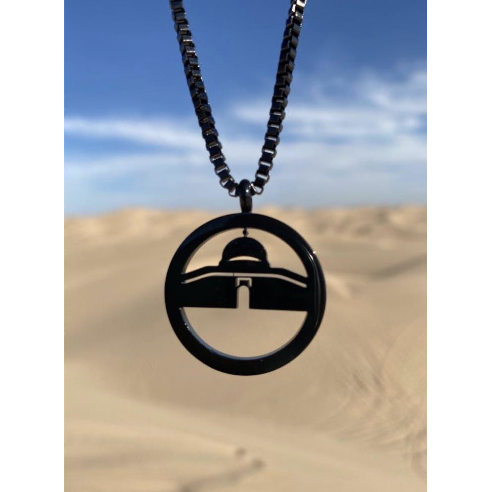 Dome of the Rock Necklace